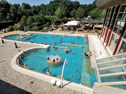 Hotel Fontana Bad-Nieuweschans Thermaal Bad