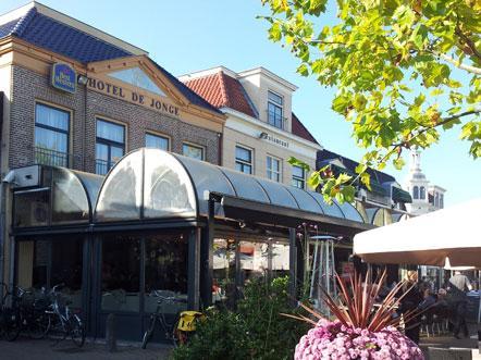 BEST WESTERN City Hotel de Jonge - aanzicht