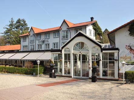 Sandton Landgoedhotel Vennendal