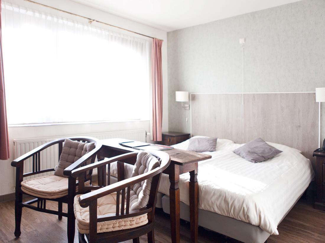 Hotelaanbieding Aardenburg Tweepersoonskamer