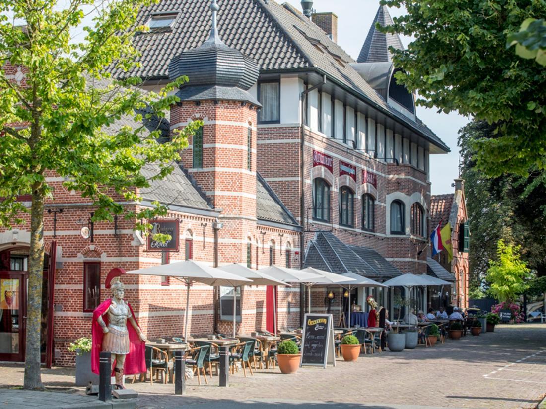 Weekendjeweg Aardenburg Aanzicht