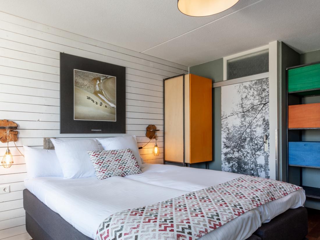 Strandhotel Westduin Hotelovernachting Zeeland Hotelkamer