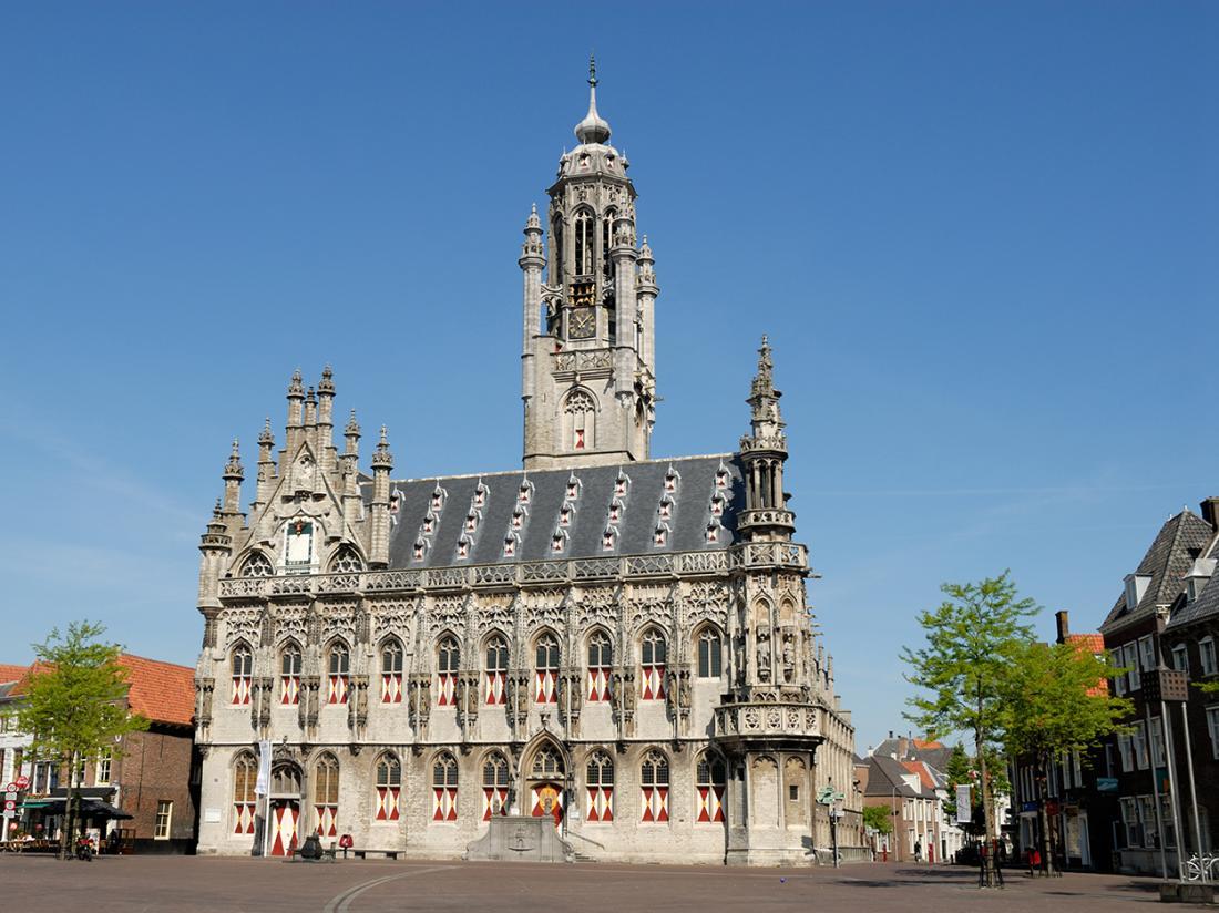 Strandhotel Westduin Weekendjeweg Zeeland Middelburg