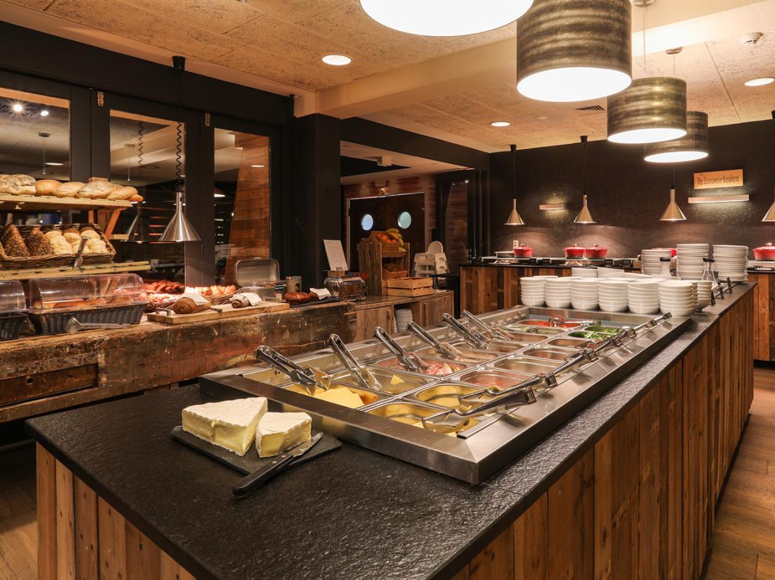 Strandhotel Westduin Weekendjeweg Zeeland Ontbijtbuffet
