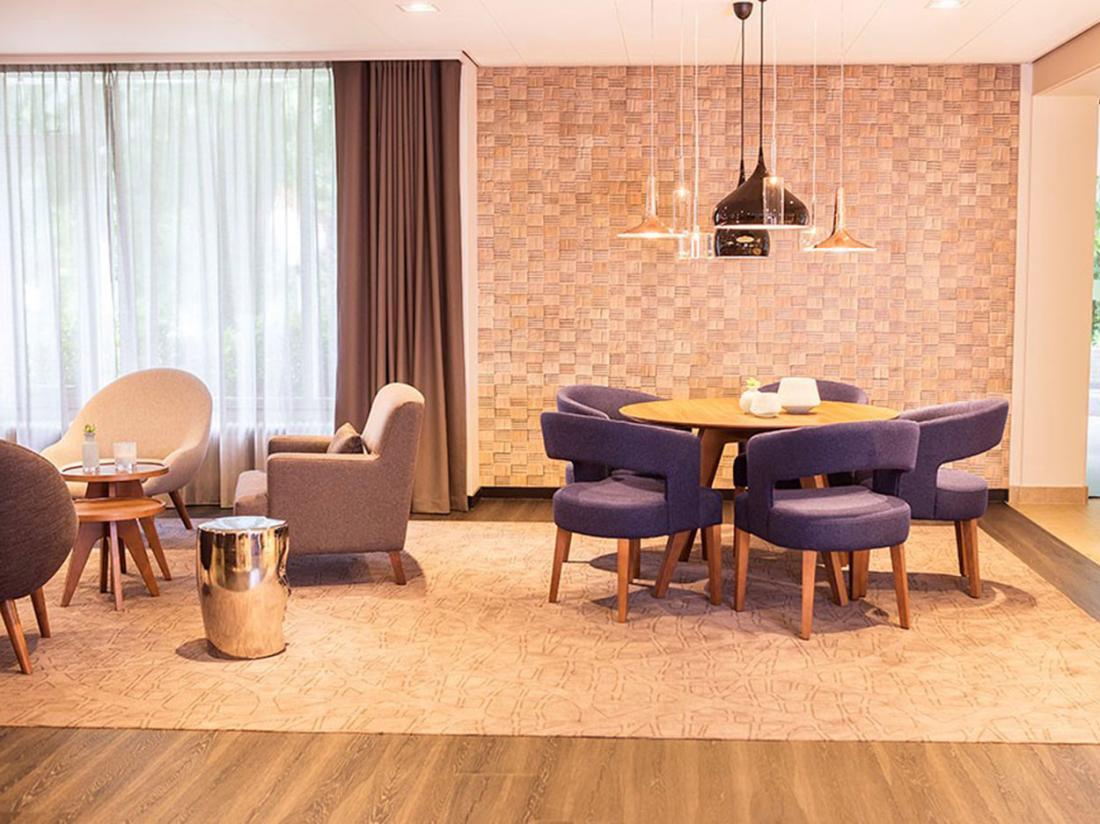 Hotel de Bilderberg Oosterbeek Lounge