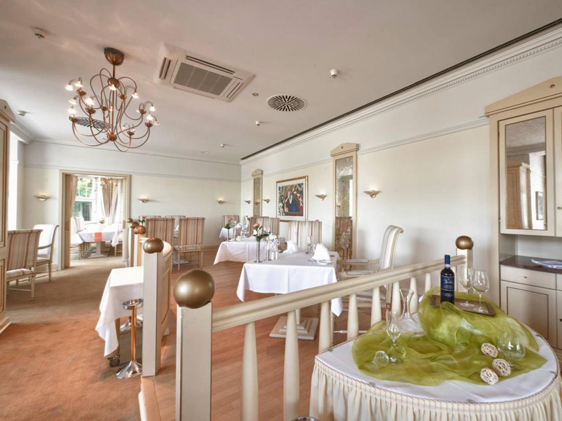 Hotelaanbieding Meerbusch Restaurant