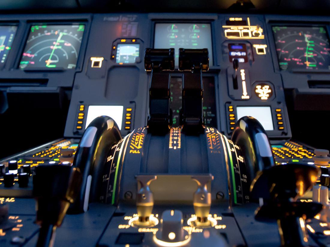 Weekendjeweg Meerbusch Airbus