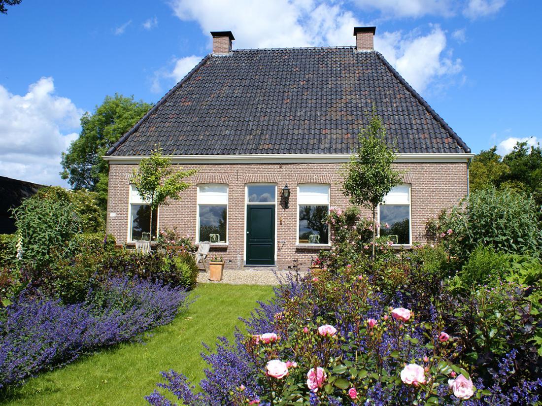BB de Heerlijkheid Ruinerwold Drenthe Vooraanzicht