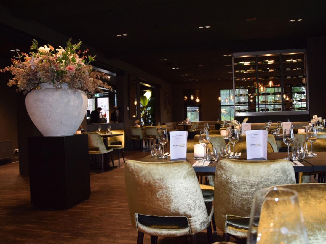 Hotelarrangement Noord Brabant Restaurant