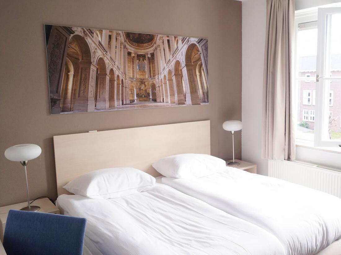 Weekendjeweg Deurne Hotelkamer