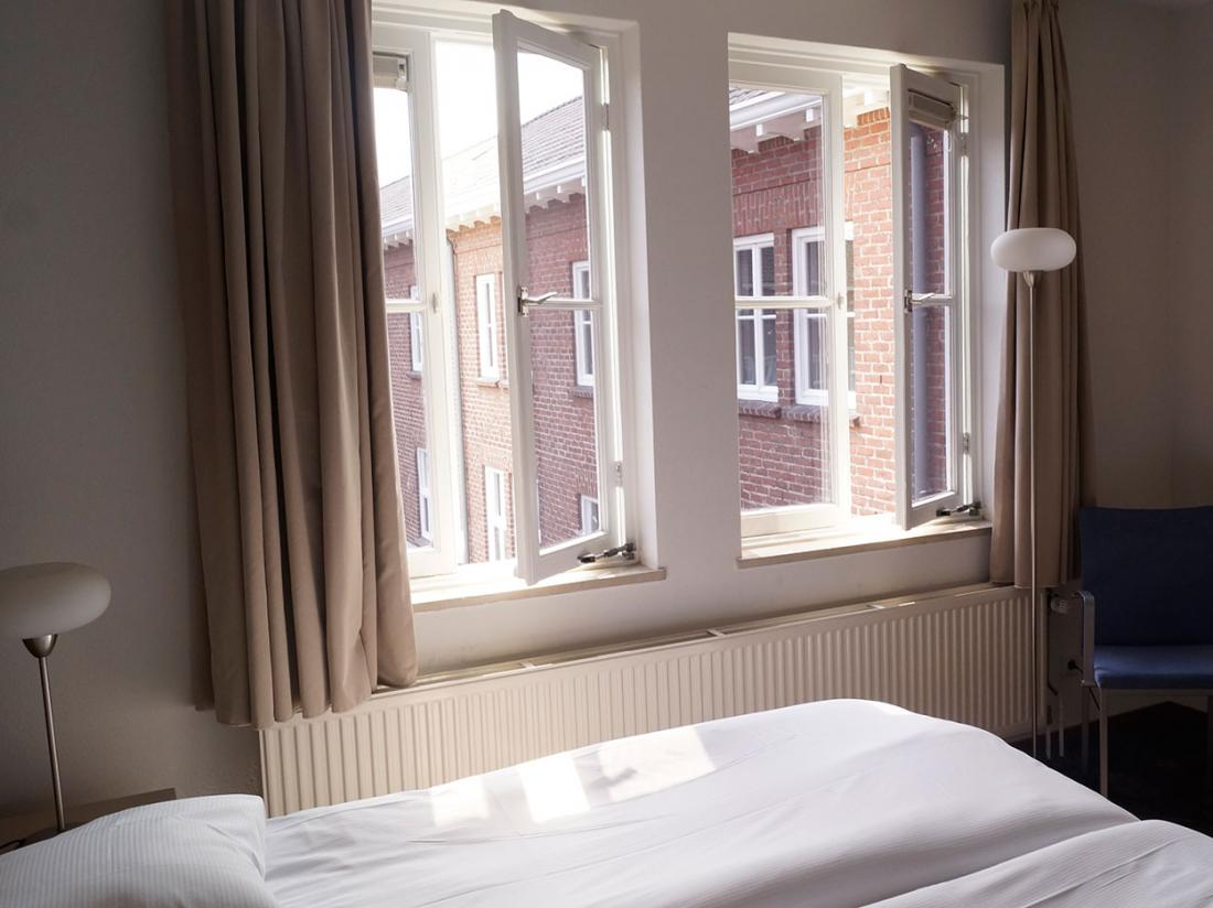 Weekendjeweg Noord Brabant Hotelkamer