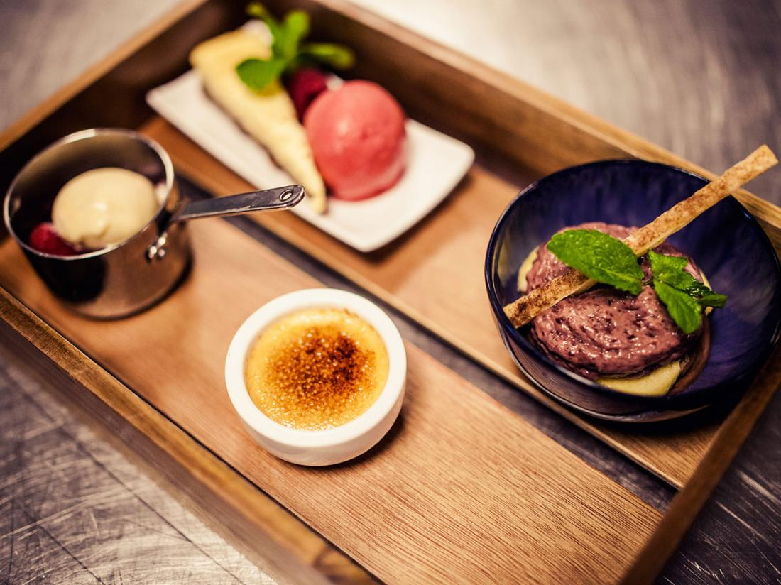 Hotel Vlaardingen Dessert