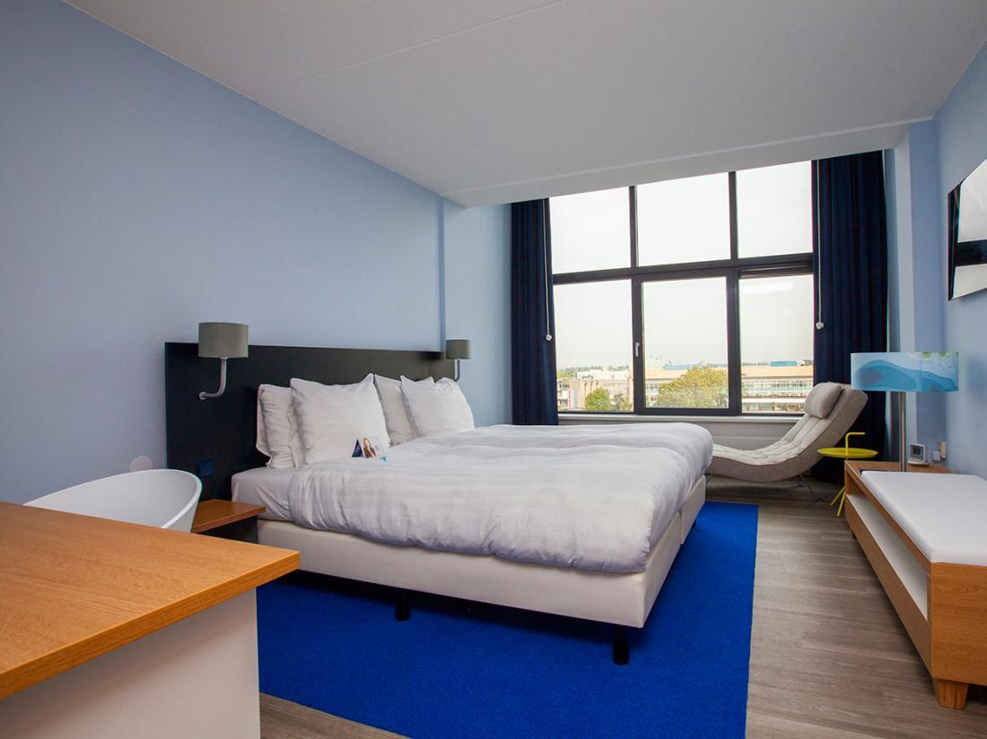 Hotel Vlaardingen Hotelkamer Stuurman Landzijde