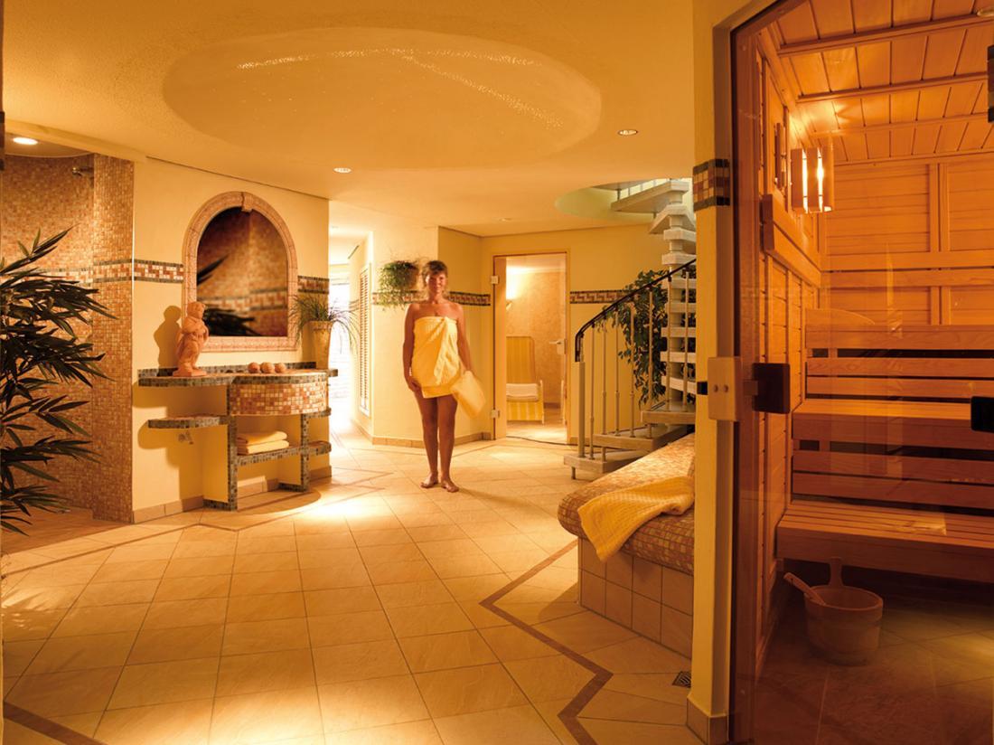Voss Westerstede sauna