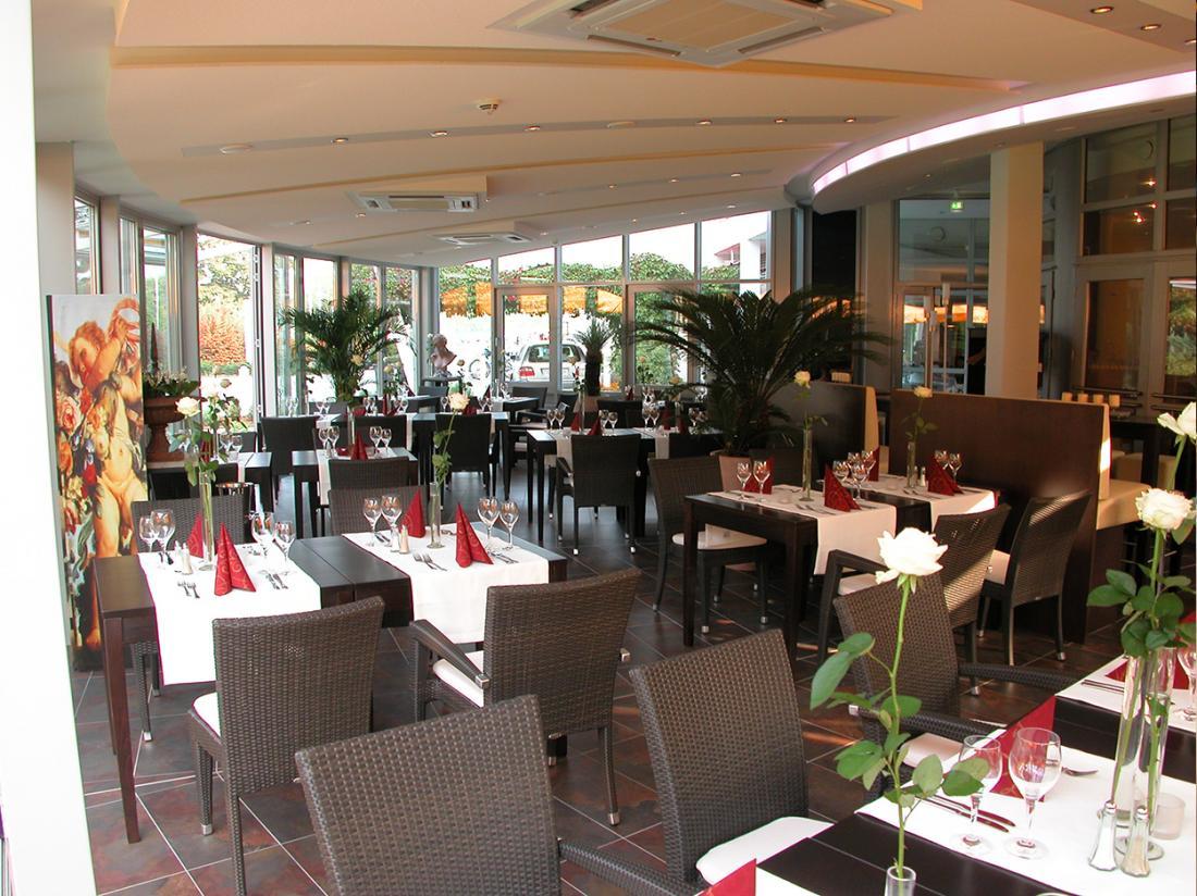 Weekendjeweg Am Stadtpark Lnen Restaurant