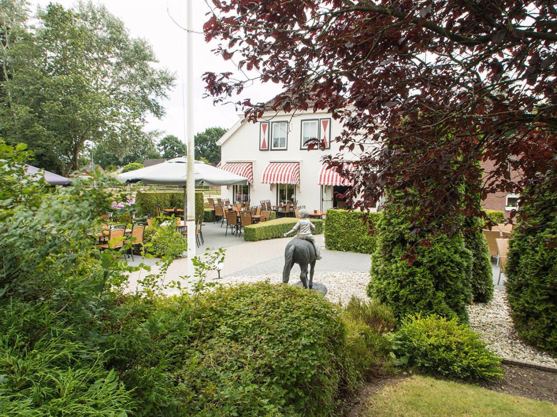 Hotel Drenthe Exterieur
