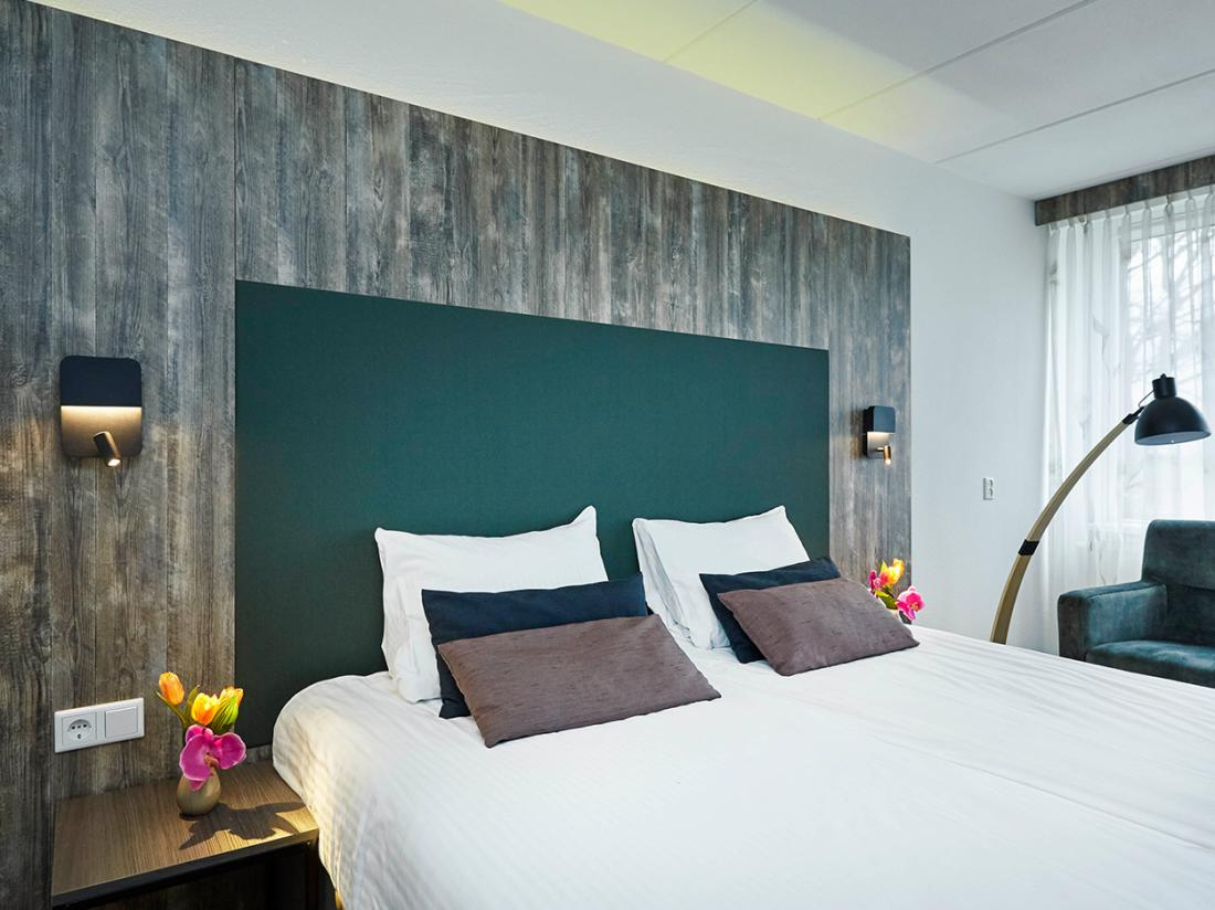 Hotelaanbieding Drenthe Kamer Tweepersoonsbed