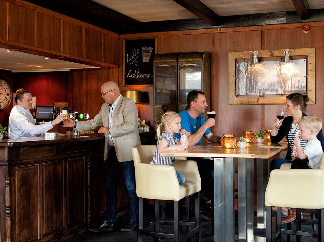 Hotelarrangement Drenthe Restaurant