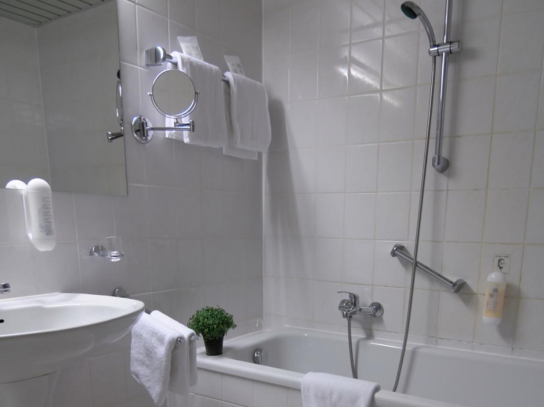 Hotelaanbieding Bersteland Comfort Plus Badkamer