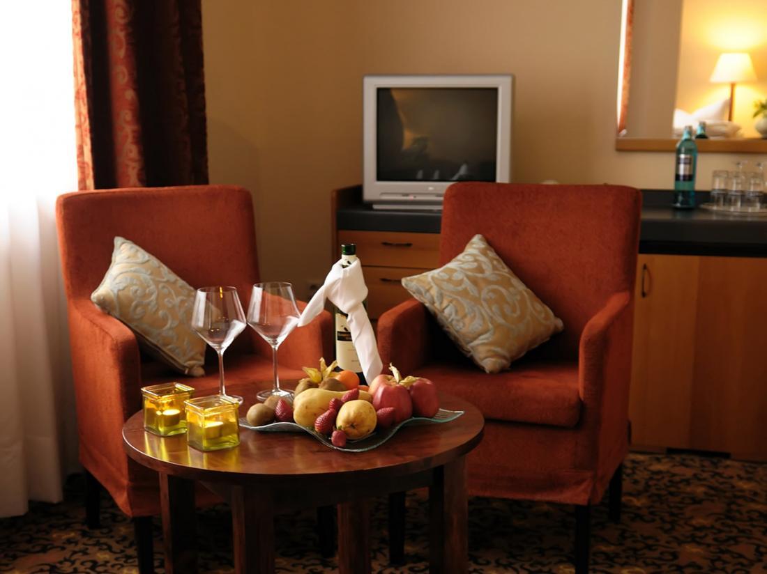 Hotelarrangement Bersteland Comfort Plus Kamer Interieur