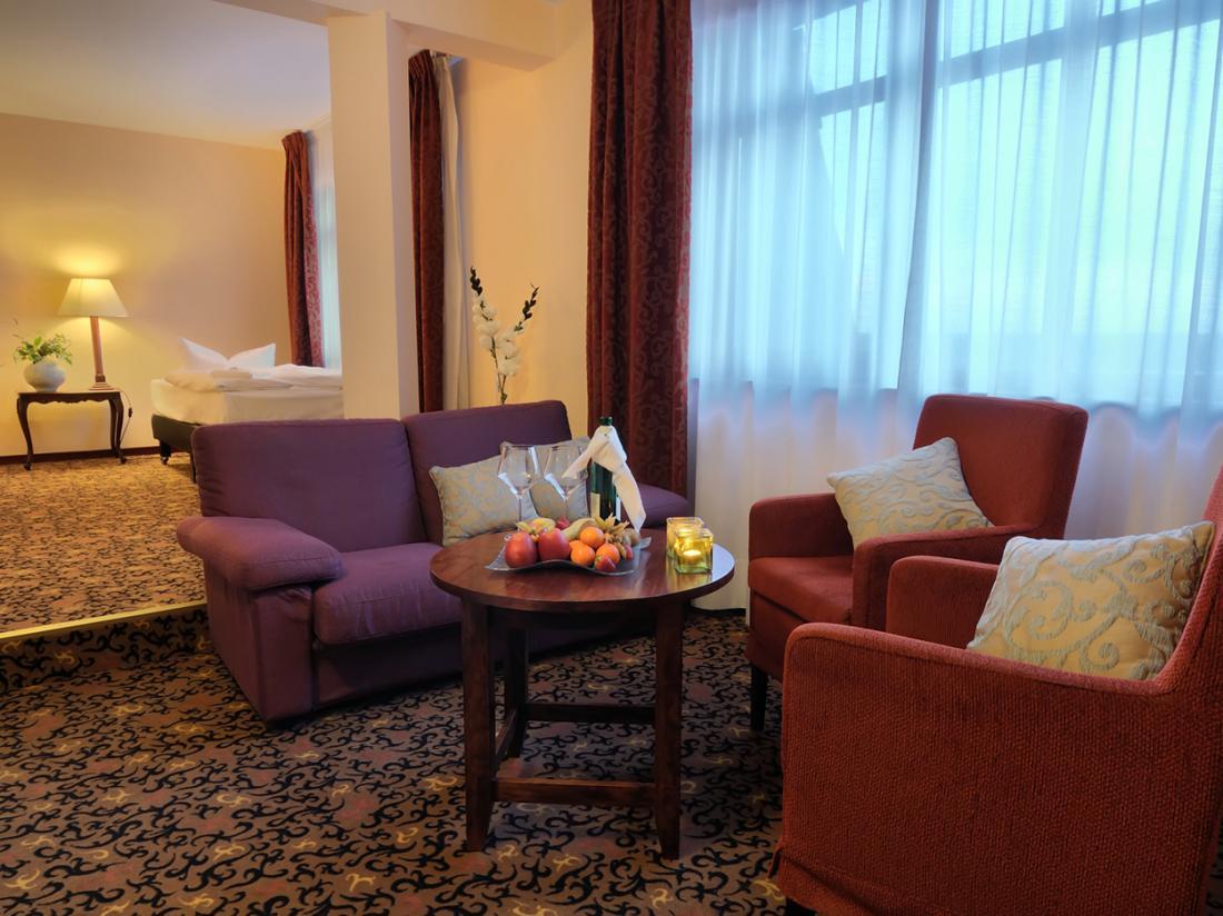 Hotelarrangement Duitsland Comfort Plus Kamer Interieur