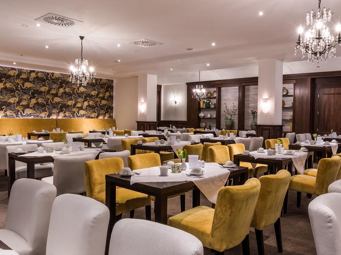 Van Der Valk Spreewald Parkhotel Bersteland Restaurant