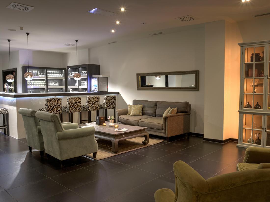 Van Der Valk Spreewald Parkhotel Lounge