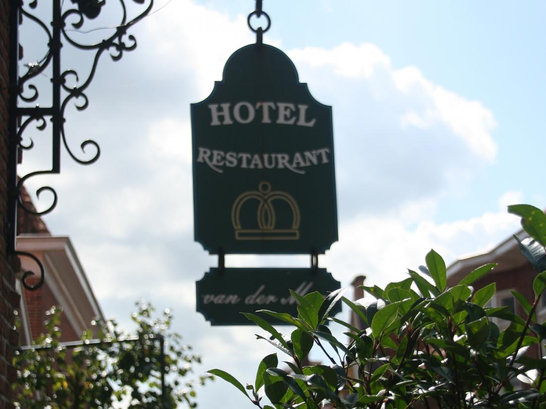 Hotel Maas Ootmarsum Exterieur