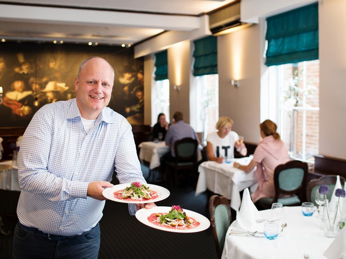 Hotel Maas Restaurant
