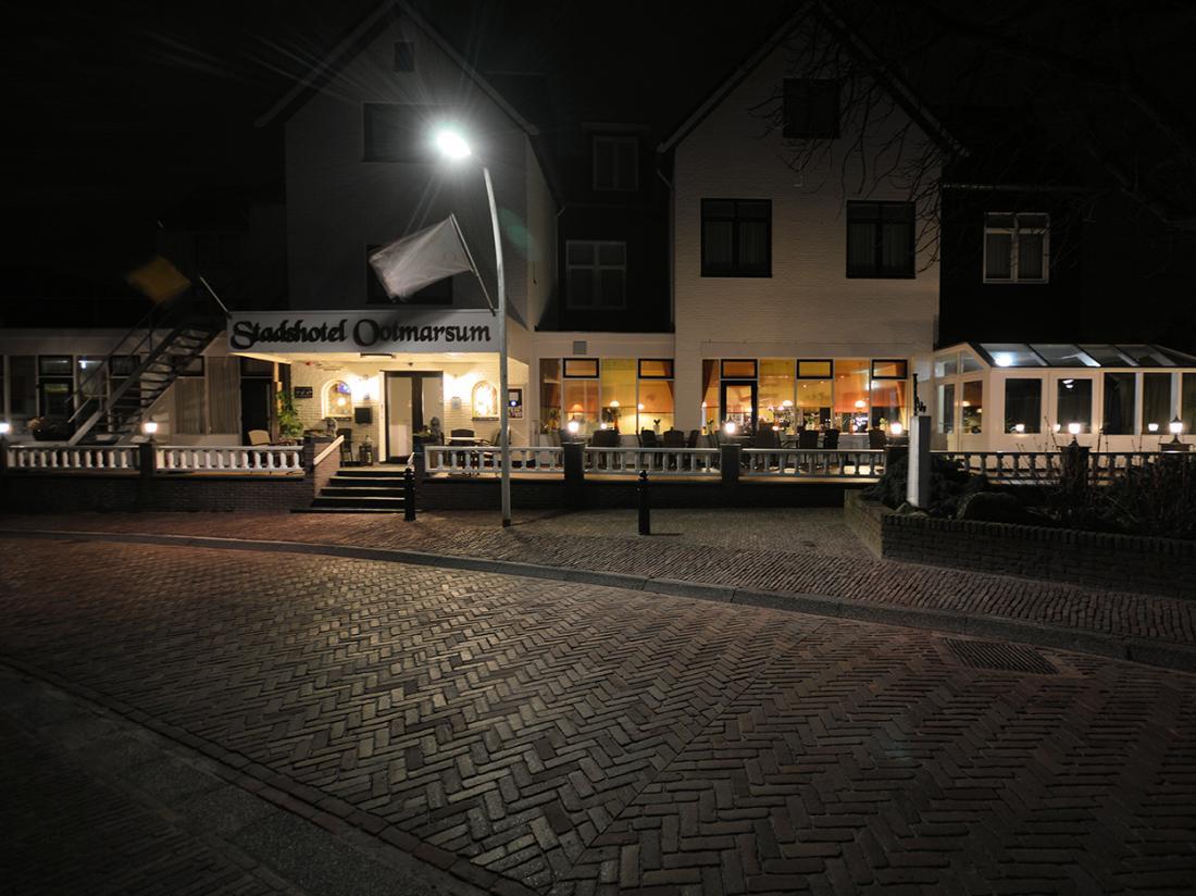 Hotel Ootmarsum Buitenaanzicht