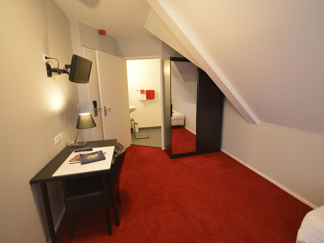 Hotel Ootmarsum Hotelkamer Overijssel
