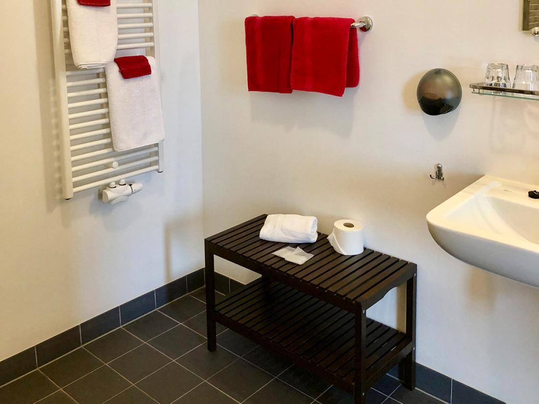 Hotelaanbieding Twente Badkamer