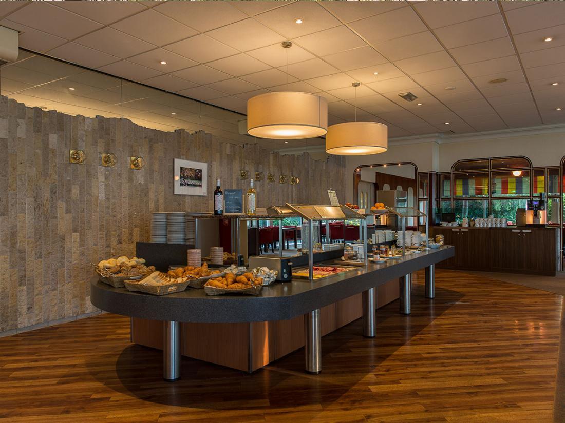 Hotelaanbieding Haren Restaurant