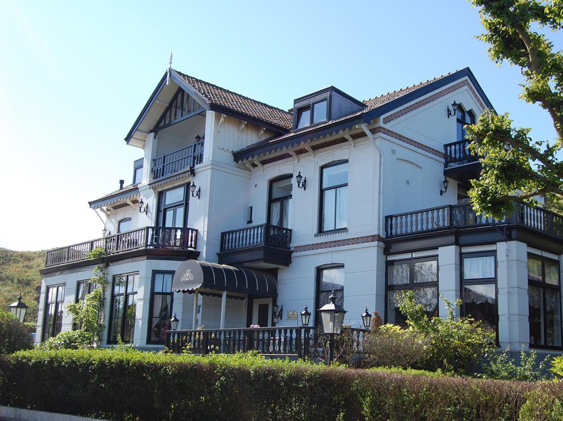 Hotel Villa Klugthe WijkaanZee Buitenaanzicht