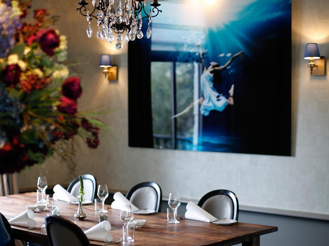 Hotel Villa Klugthe WijkaanZee PuurZee Diner