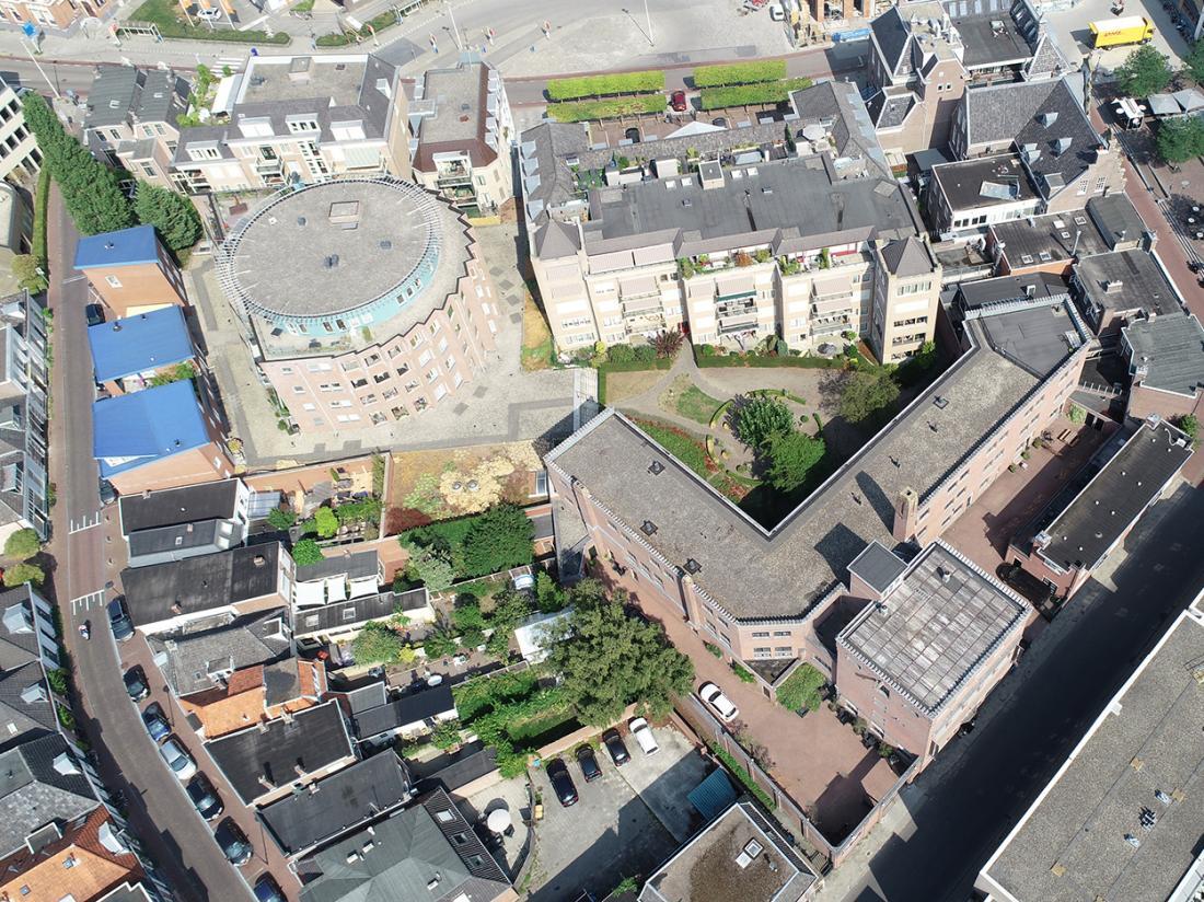 Hotel Huis van Bewaring Almelo Overijssel Omgeving