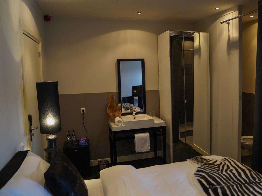 Hotel Huis van Bewaring Almelo Overijssel Standaard Kamer
