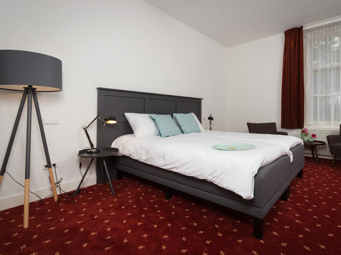 Landgoed Halsaf Babberich Gelderland Hotelkamer