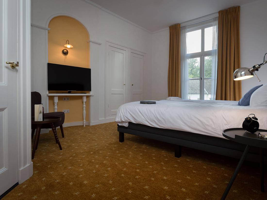 Landgoed Halsaf Babberich Hotelkamer
