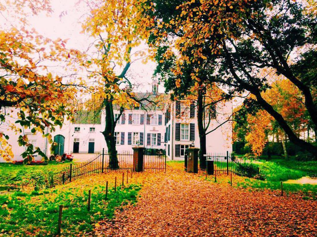 Landgoed Halsaf Gelderland Babberich Vooraanzicht