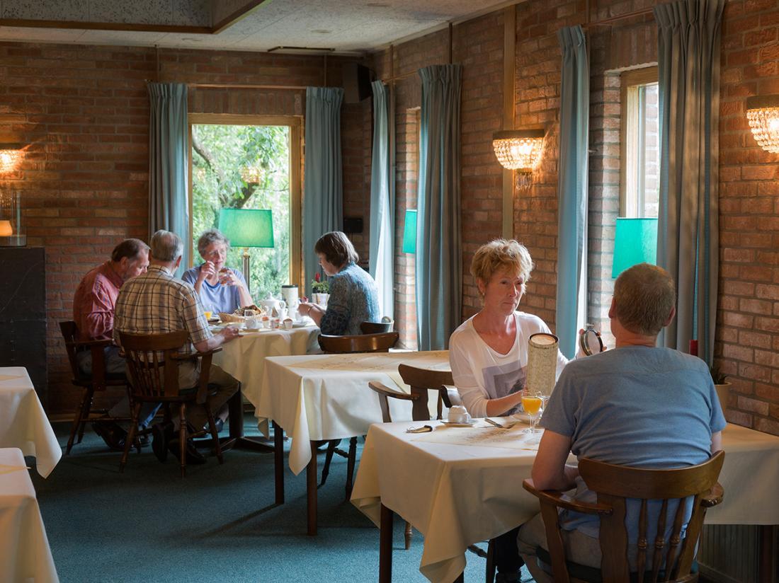 Hotel De Drift Dwingeloo Drenthe Diner