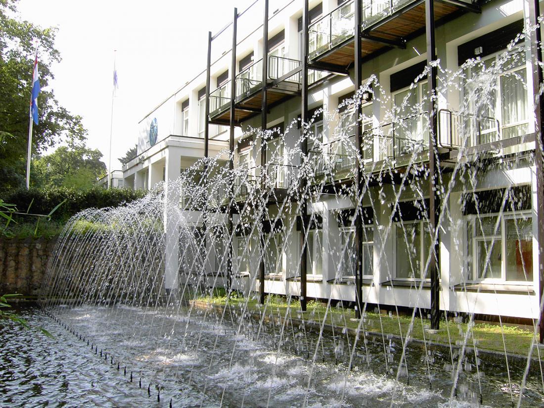 HotelKasteel Spelderhof Beekbergen Fontein