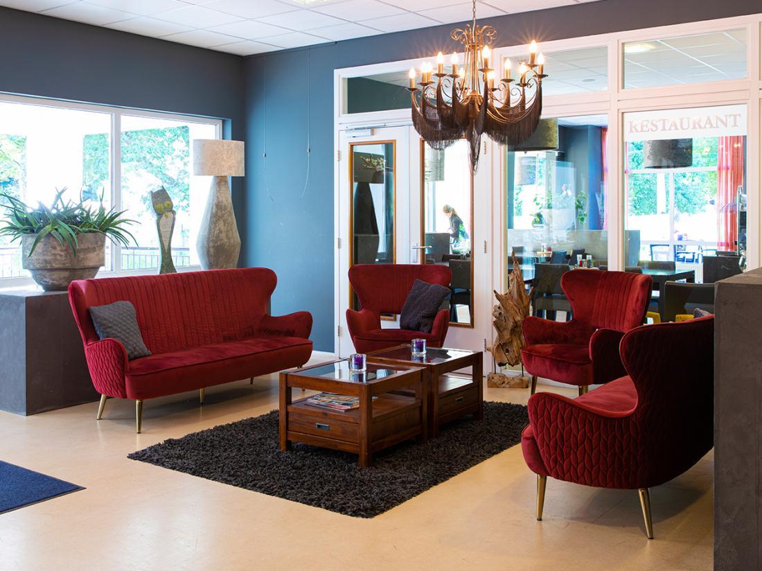 HotelKasteel Spelderhof Beekbergen Lounge