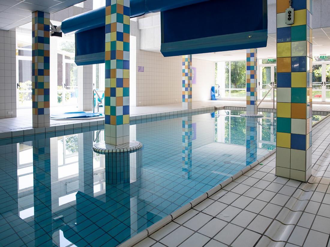HotelKasteel Spelderhof Beekbergen Zwembad