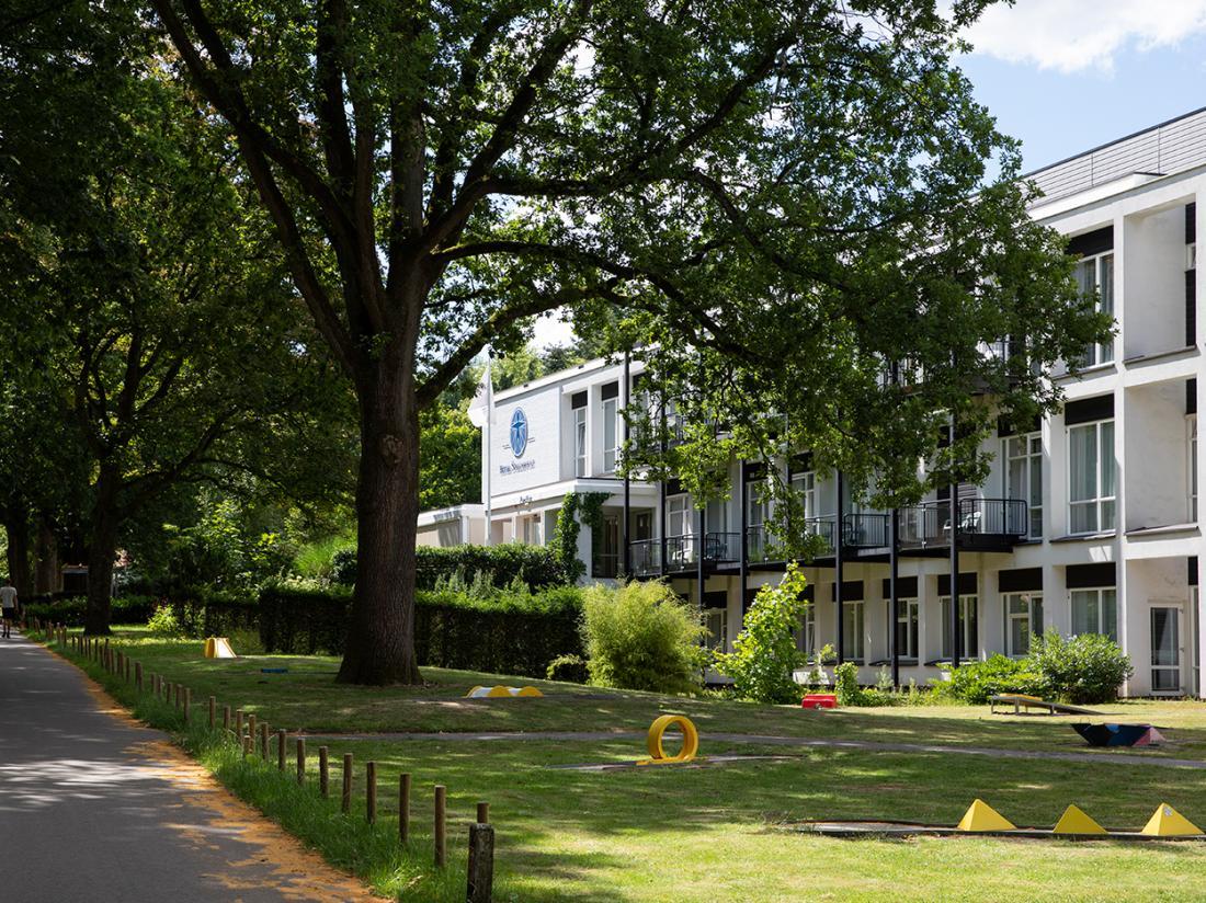 Hotelaanbieding Beekbergen Hotelaanzicht