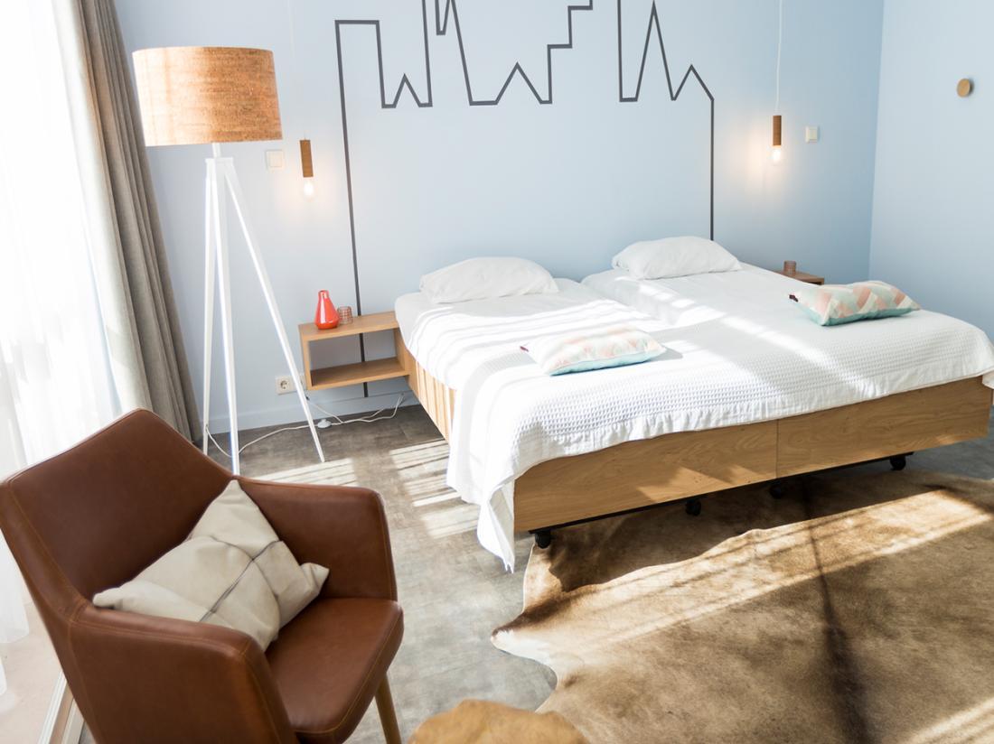 Hotelaanbieding Beekbergen Themakamer Kopenhagen