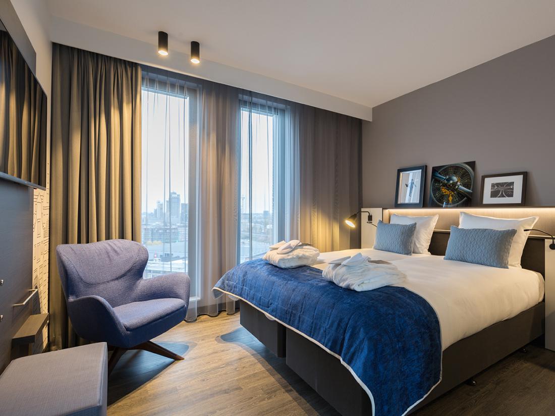 Hotel Comfort kamer Amsterdam