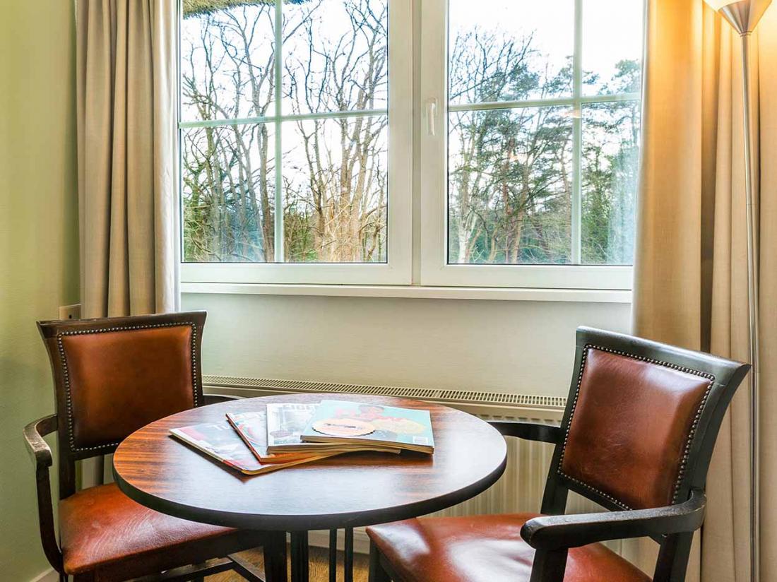 Landhuishotel Herikerberg Economykamer Zitje Weekendje Genieten