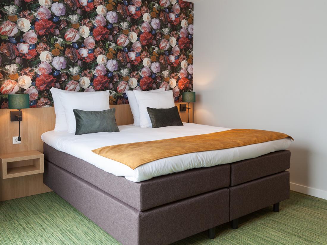 Hotelkamer overnachten Noord Holland