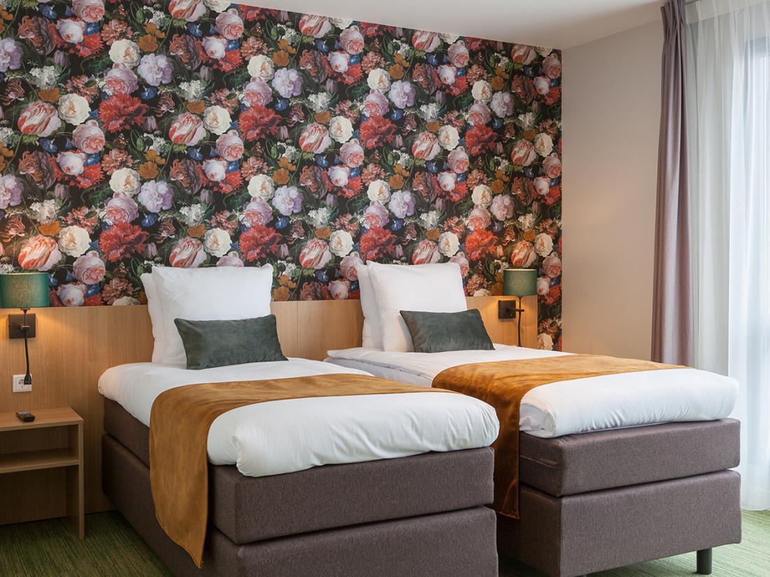 Overnachting weekendjeweg Amstelveen Hotelkamer